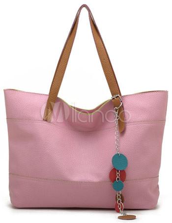 ...All Match Handbag Pink - Интернет магазин одежды из Китая М-О.