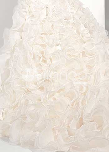 Ivory Mermaid Trumpet Strapless Satin Sweep Winter Fashion Trends Ladies