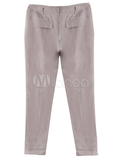 Elegant Casual Linen Pants For Women  Pant Uhr
