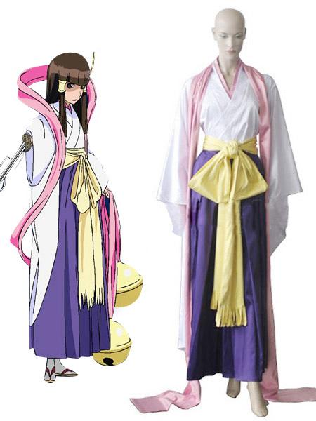 Bleach Tobiume Spirit Cosplay Costume