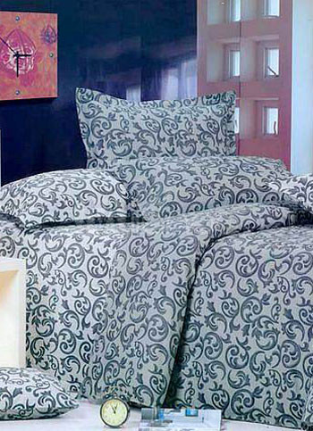 "Buy  ""Classic 100% Cotton Flower Print Bedding Set""  – Daily Deals"