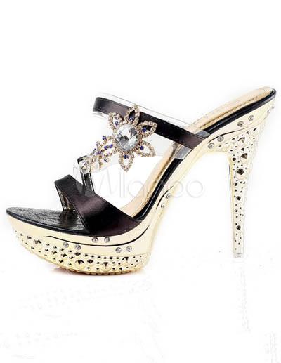 женские сапоги осень весна фото, яркие женские туфли 2012.