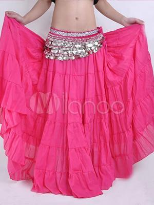 belle 96cm color linge jupe longue belly - Jupe Colore
