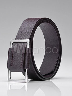Fantastic Coffee PU Belt For Men
