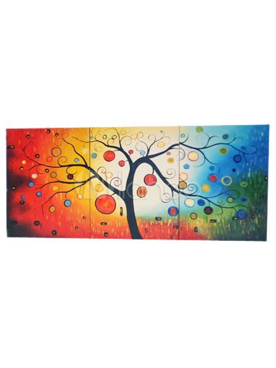 belle arbre pieces toile peinture a l huile p