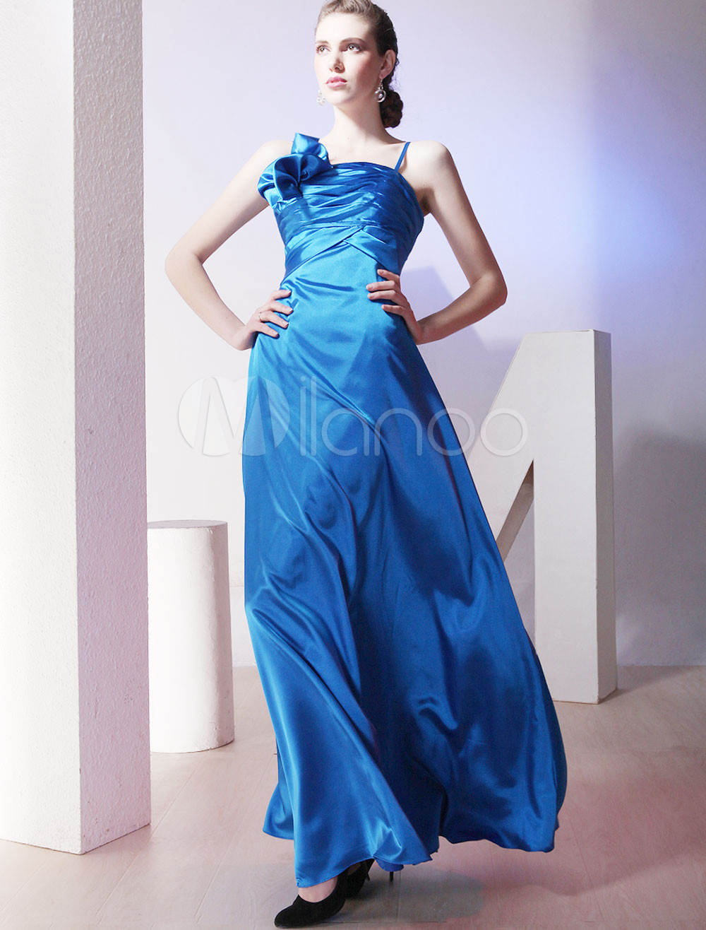 Blue Wedding Dress Gallery
