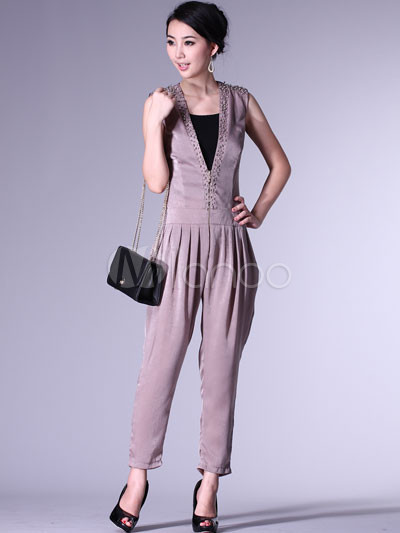http://www.mlo.me/upen/v/20110523/Professional-Apricot-Cotton-Spandex-Beaded-Ladies-Jumpsuit-75271-1.jpg