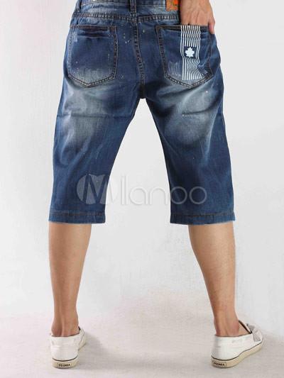 Short Jeans For Men - Milanoo.com
