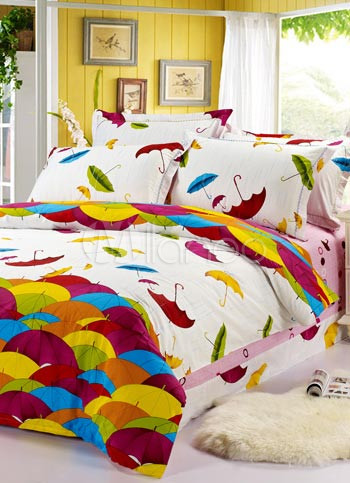 Beautiful 100% Cotton Bedding Set