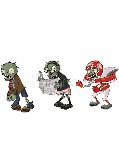 Special-Plants-VS-Zombies-80-36cm-PVC-Removable-Wall-Decor-Sticker