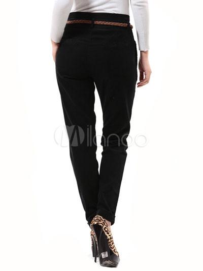 Amazing 70 Off Rafaella Pants  Black Corduroy Pants High Wasted Women39s Size