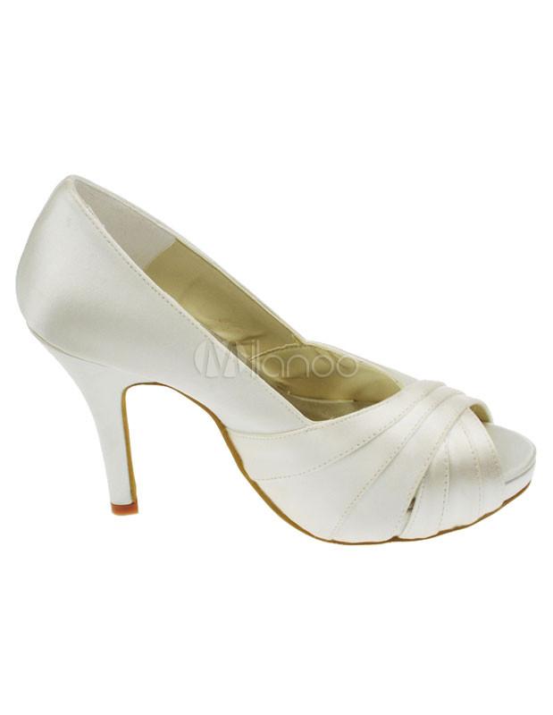 scarpe sposa tacco 5 cm