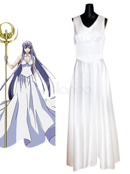 Saint Seiya: The Lost Canvas - Myth of Hades Athena Cosplay Costume