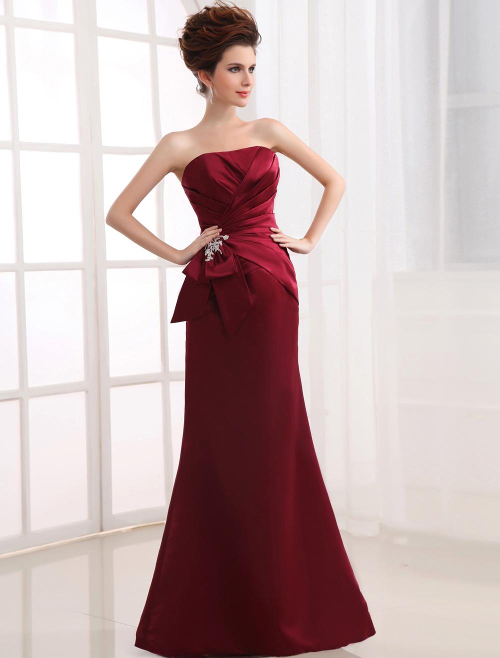 Floor Length Bridesmaid Dress (Wedding Bridesmaid Dresses) photo