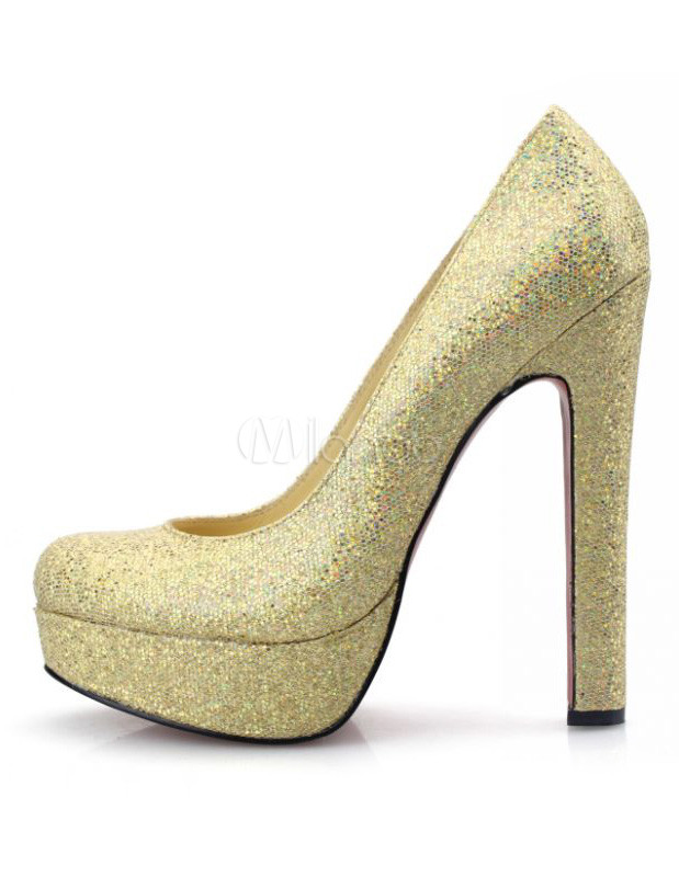 Gold-Glitter-Sequin-Chunky-Heel-Woman-s-Pumps-184202-0.jpg