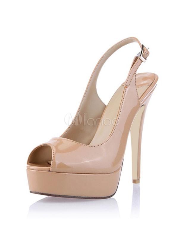 Nude colour shoes Nude Photos 56