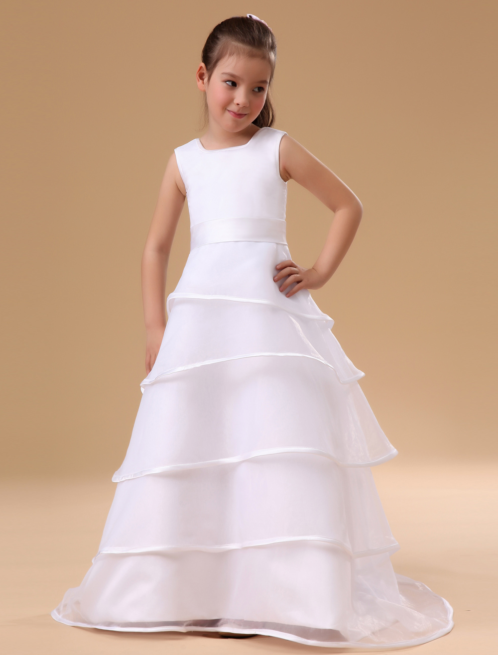 robe fille mariage milanoo - Milanoo Robe De Soiree Pour Mariage