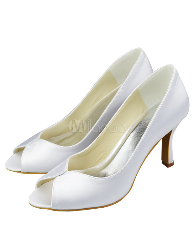 Buy Stuart Weitzman Women's Peeksling Peep-Toe Pump, White Satin, M US and other Pumps at metrnight.gq Our wide selection is eligible for free shipping and free returns.