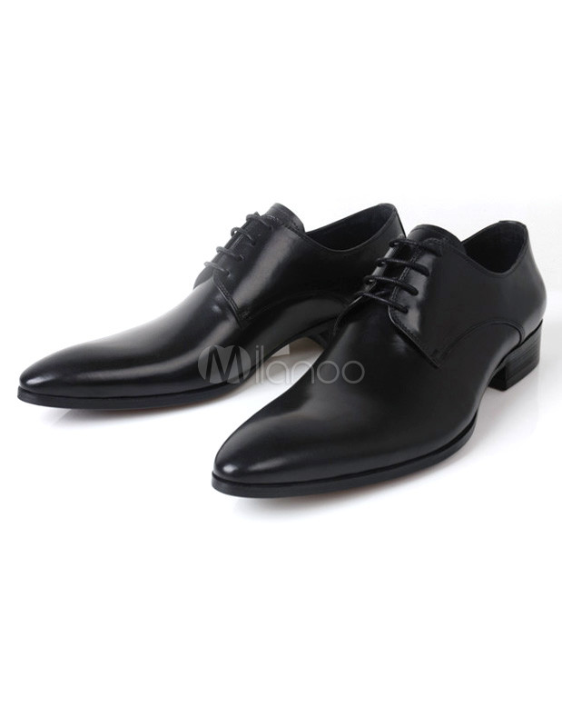 MEN SHOES; Classic Mens Pointed Toe Formal Leather Derby Dress Shoes; Classic Mens Pointed Toe Formal Leather Derby Dress Shoes. $ $ (You save $) SKU: ox27 (1 review) Write a Review Write a Review 5/5(1).