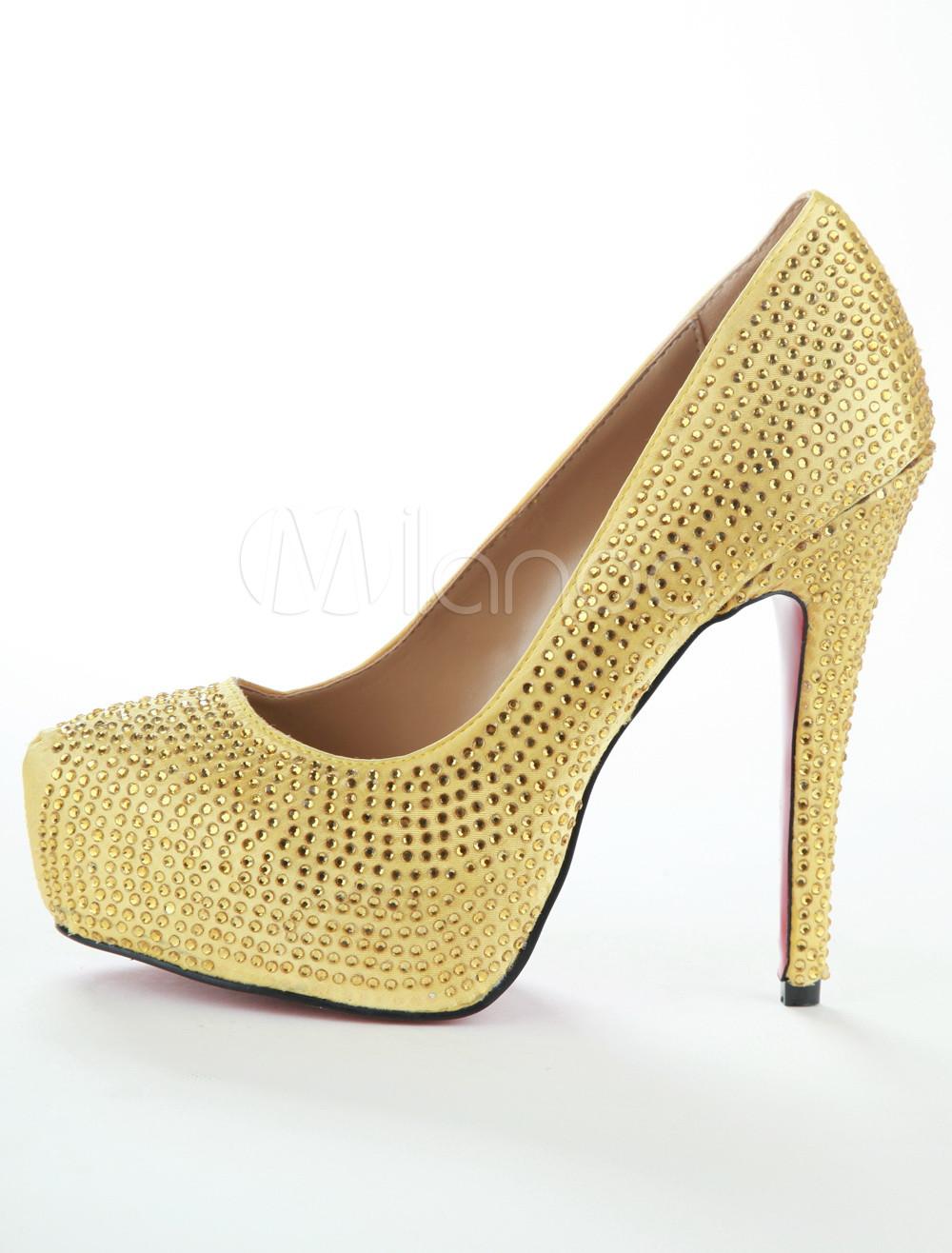 Platform Shoes No Heel