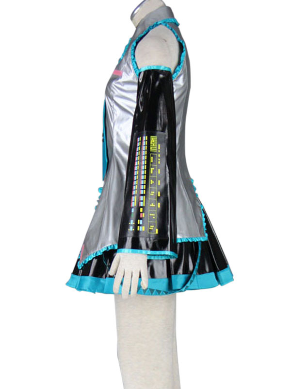 Vocaloid hatsune miku anime halloween cosplay costume milanoo com