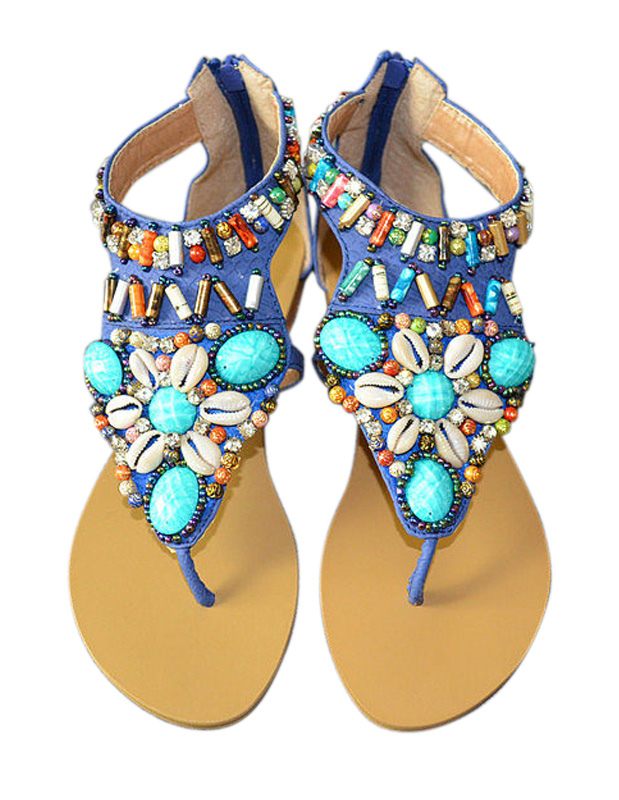 Amazing Women Flip Flops Beach Sandals Fashion Bling Slippers Summer Women