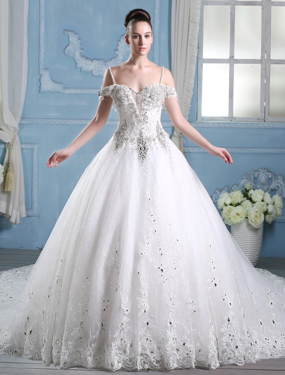 Robe de mariee avec strass prix