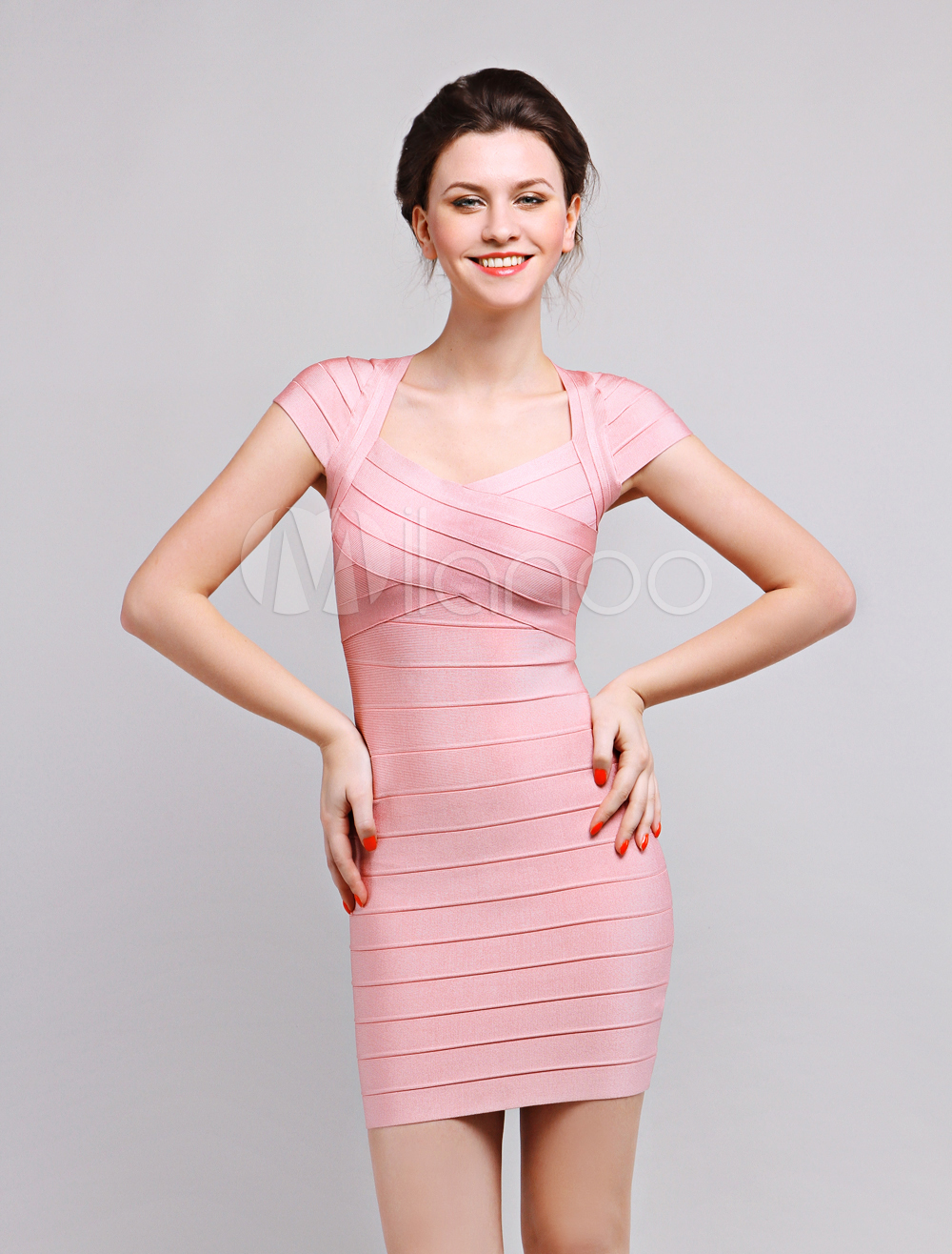 Pink Dresses: Find your perfect dress featuring tons of styles and fashions from 440v.cf Your Online Women's Clothing Store! Get 5% in rewards with Club O!