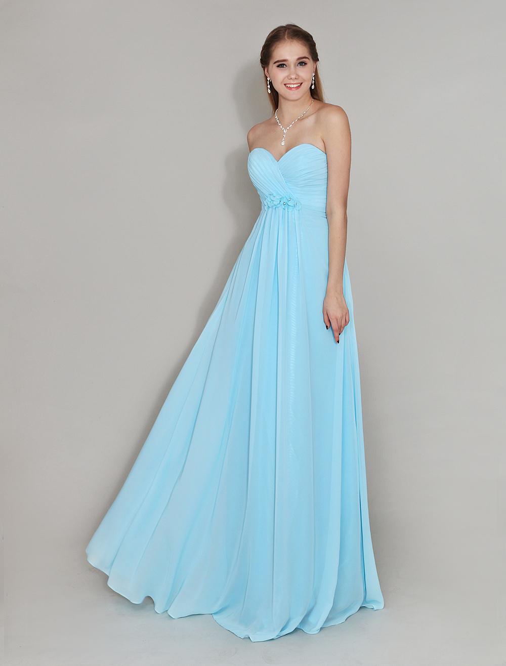 top robes blog robe fille d 39 honneur bleu turquoise. Black Bedroom Furniture Sets. Home Design Ideas