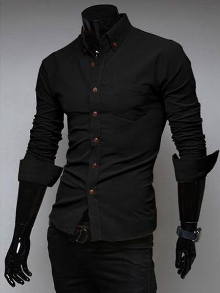 for Dress shirt fitted vs slim