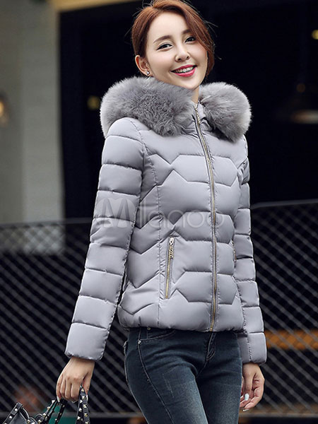 Short Quilted Jacket With Hood - Quilting Galleries