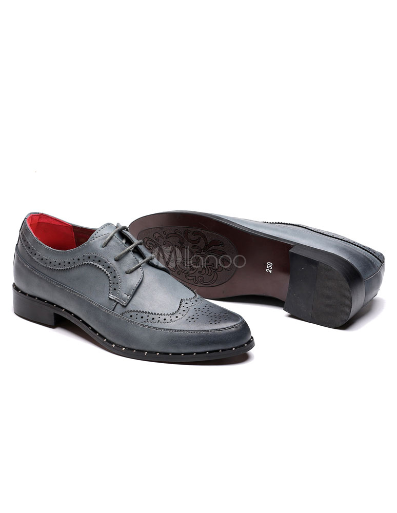 británico Zapatos