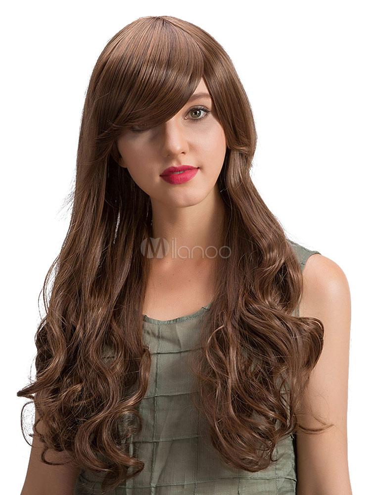 Длинные женские парики