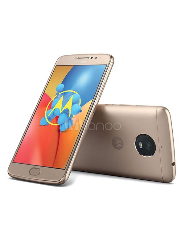 Moto E4 Smartphone Motorola 16GB Android 7.1.1(Nougat) 2GB RAM Dual Nano SIM Card Dual Standby Cell Phone thumbnail