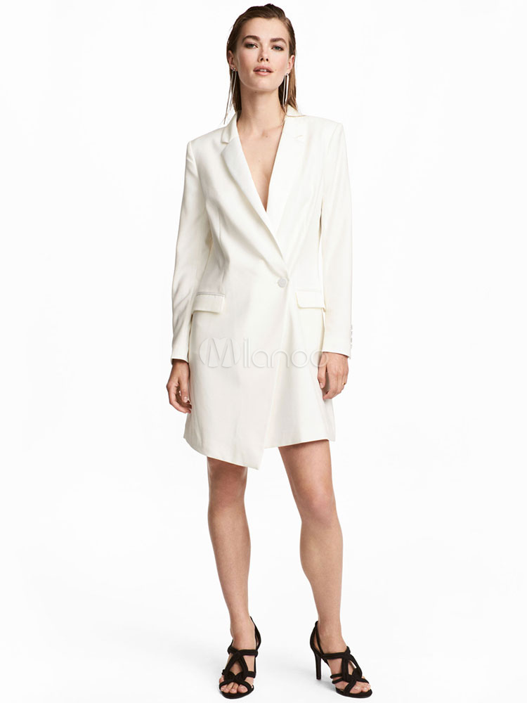 Blazer Work Dress Women