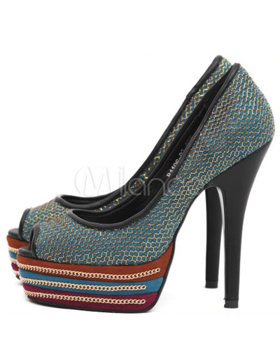 ����� ����� ����� ������� ����� Fashion-Blue-Pashm-Metal-Mesh-5-3-10-High-Heel-Peep-Toe-Shoes-For-Women-97240-0.jpg