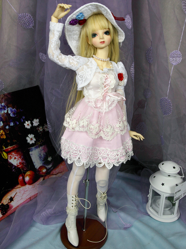 Как сшить аниме куклу 85