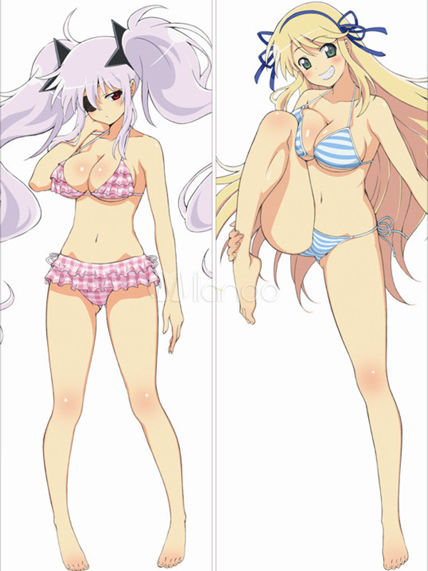 Sexy Girl Polyester Anime Body Pillow Cosplayshow Com