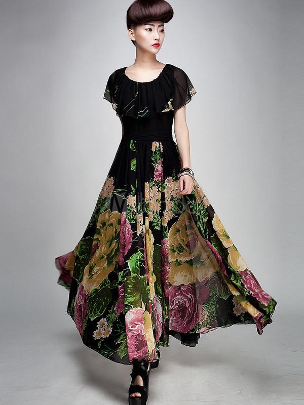 платья в стиле ретро для детей
