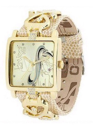Unique Square Teen Girl's Cool Casual Watch