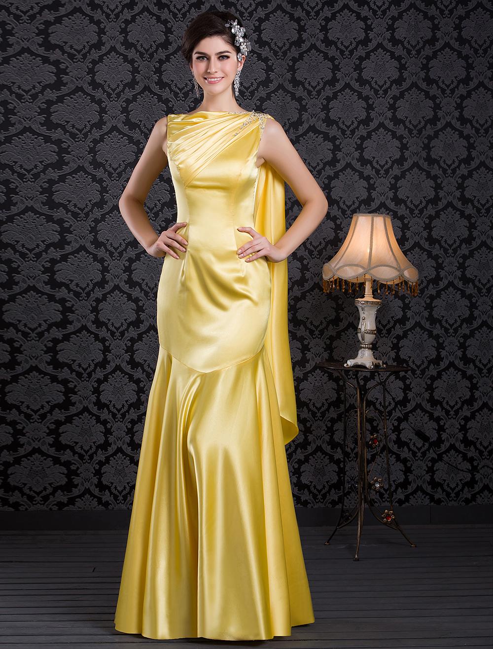 Glamorous Daffodil Beading Evening Dress (Wedding) photo