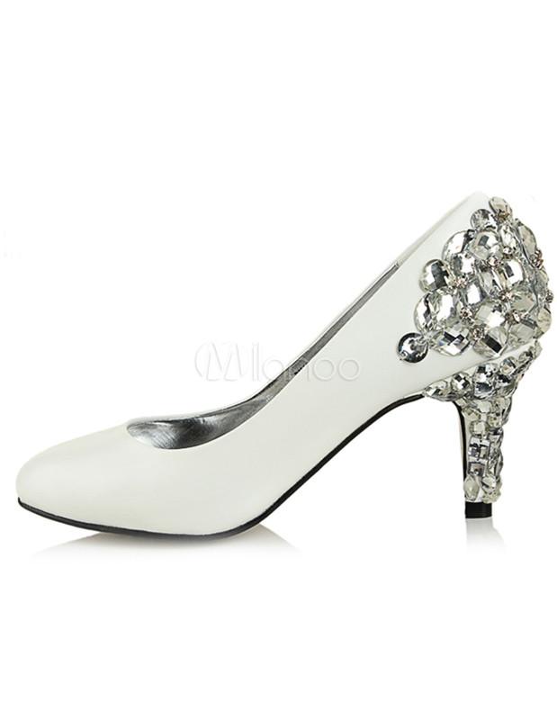 Scarpe Sposa Tacco 5