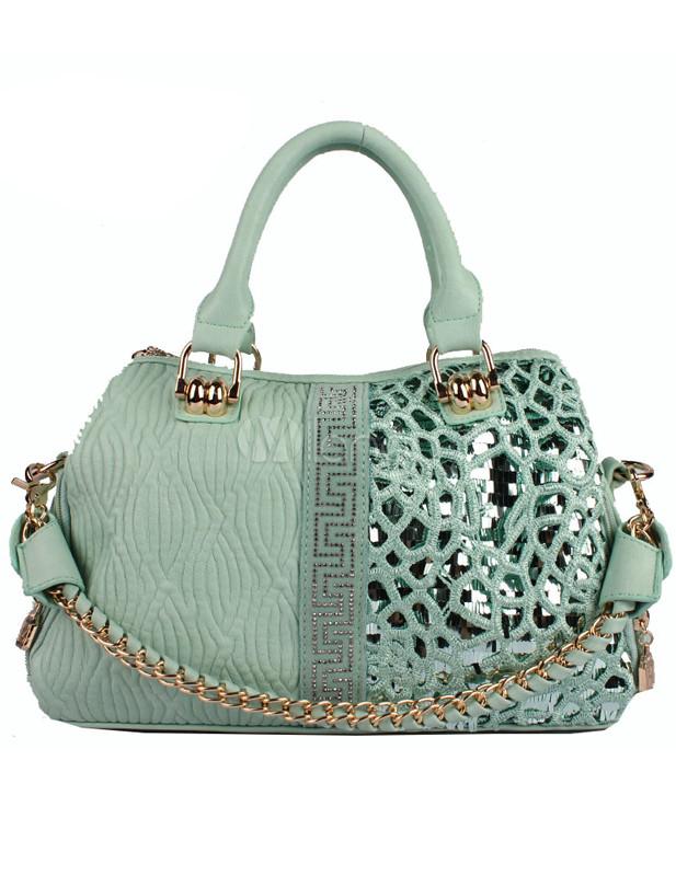 Женская сумка Карамелька из кожи Артикул: ШМ