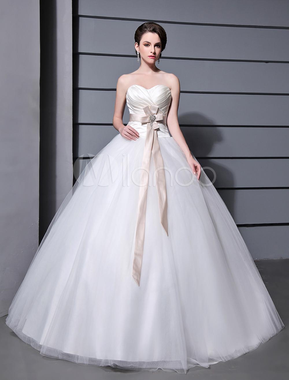 Abiti da sposa abito da ballo