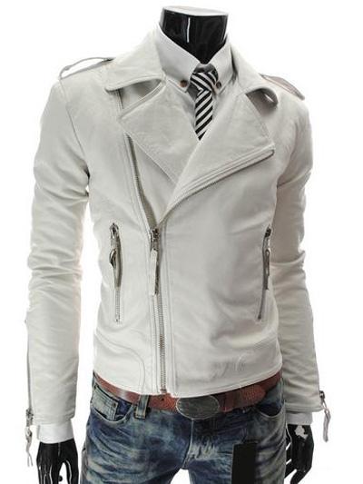 Черно белая куртка 8