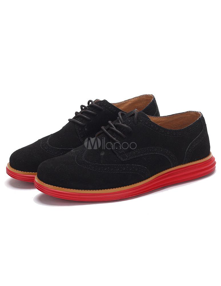 chaussure homme avec semelle rouge. Black Bedroom Furniture Sets. Home Design Ideas