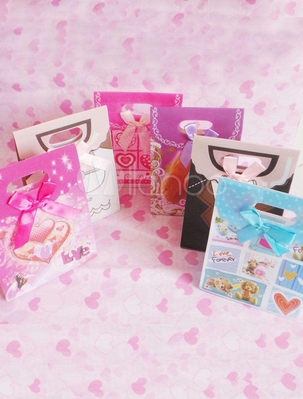 ... for wedding wedding 12 piece card paper present bag for wedding USD 4 99
