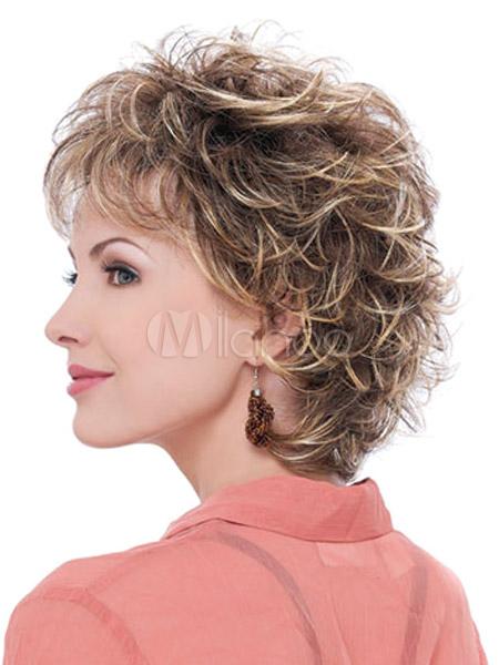 coiffure courte frisee femme votre nouveau blog l gant