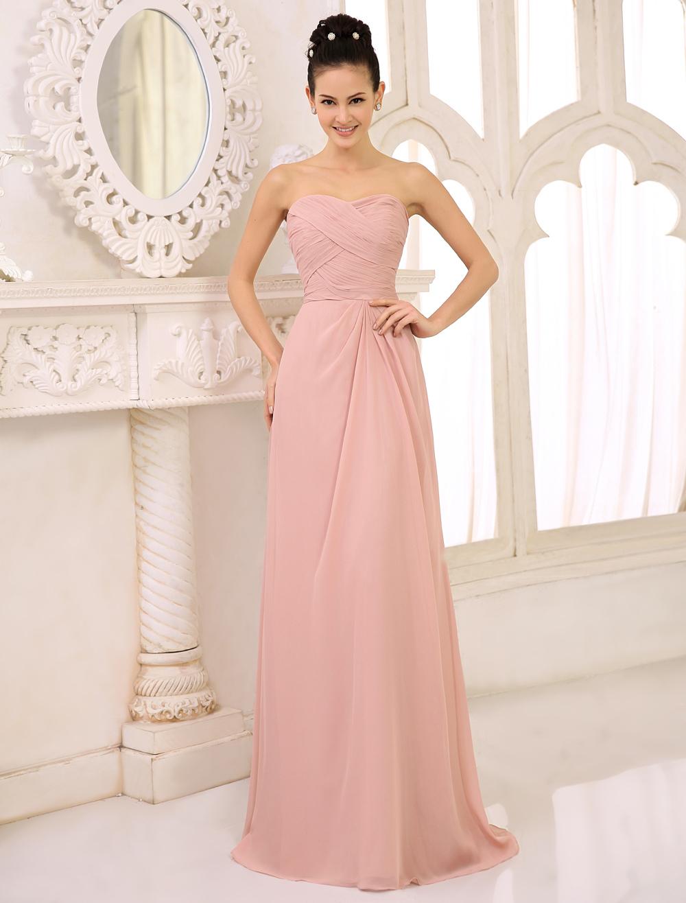 Bonito El Modelo De Costura Vestido De La Dama De Honor Componente ...