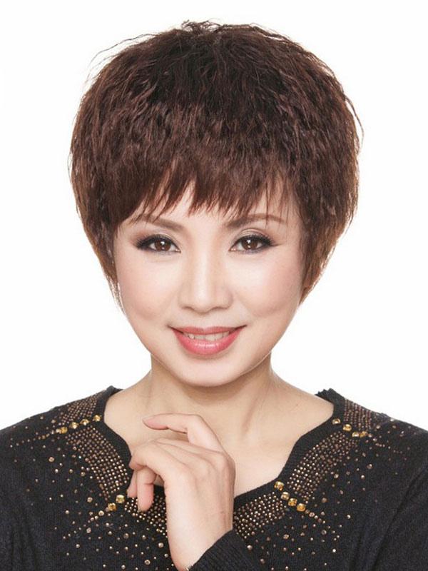 Oriental Human Hair Wigs 47